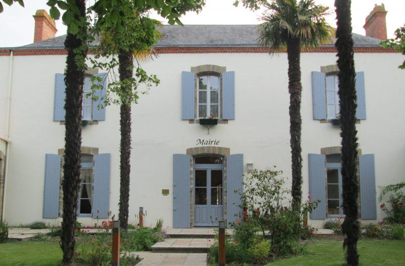 Mairie de Saint Gervais