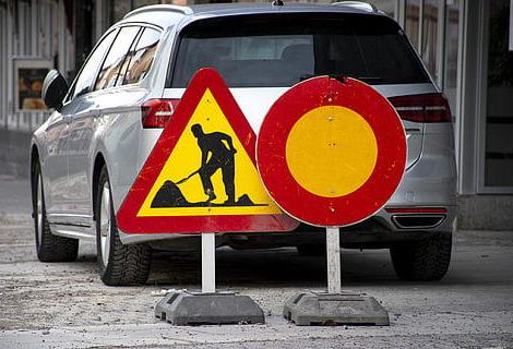 Arrêté circulation rue Villebon